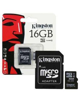 MicroSD Memory Card 16GB