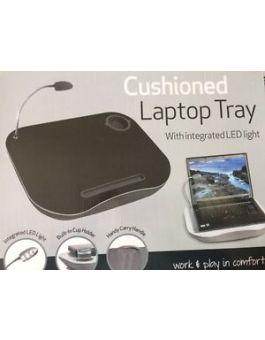 Cushioned Laptop Tray